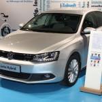 Vienna Autoshow 2014 Volkswagen Jetta Hybrid
