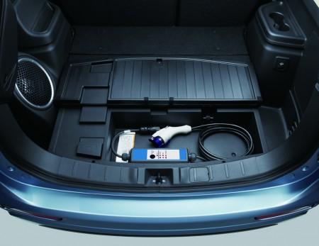 Mitsubishi Outlander PHEV Kofferraum