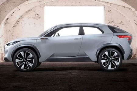 Brennstoffzellen-Studie Hyundai Intrado