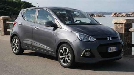 Hyundai i10 Autogas