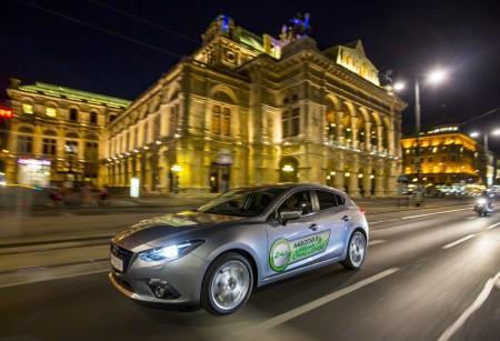 Mazda3 Urban Challenge 2014