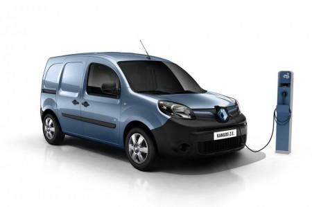 Renault Kangoo ZE Zero Emission Elektroauto