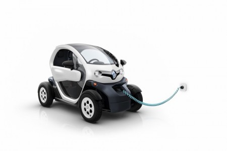 Renault Twizy Zero Emission Elektroauto