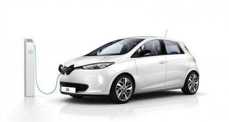 Renault Zoe Zero Emission Elektroauto