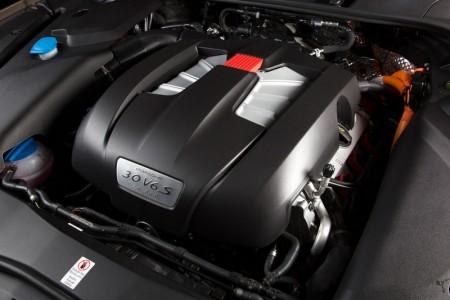 Porsche Cayenne S E-Hybrid Motor