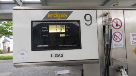 Sparen mit Erdgas