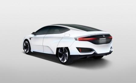 Honda FCV Concept Heck