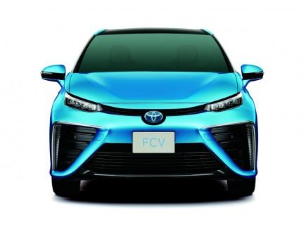 Toyota FCV Mirai