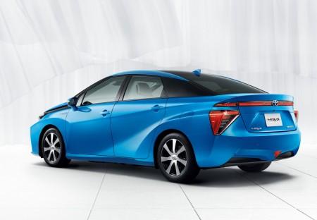 Toyota Mirai Heck