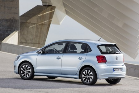 Volkswagen Polo BlueMotion sparsam