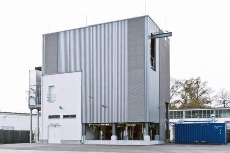 sunfire Anlage Dresden Audi e-fuels Projekt