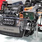 Vienna Autoshow 2015 Audi A3 Sportback e-tron
