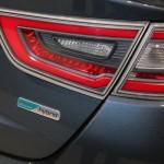 Vienna Autoshow 2015 Kia Optima Eco Hybrid