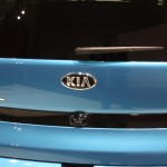 Vienna Autoshow 2015 Kia Soul EV Eco Hybrid