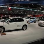 Vienna Autoshow 2015 Volkswagen Golf
