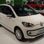 Vienna Autoshow 2015 Volkswagen eco up