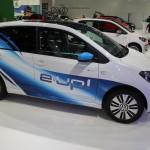 Vienna Autoshow 2015 Volkswagen e up