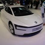 Vienna Autoshow 2015 Volkswagen XL1