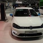 Vienna Autoshow 2015 Volkswagen e Golf