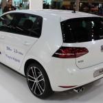 Vienna Autoshow 2015 Volkswagen Golf GTE