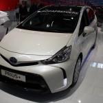 Vienna Autoshow 2015 Toyota Prius+ Hybrid