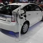 Vienna Autoshow 2015 Toyota Prius Plug in Hybrid