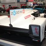 Vienna Autoshow 2015 Nissan ZEOD RC