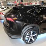Vienna Autoshow 2015 Lexus Hybrid