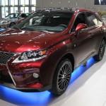 Vienna Autoshow 2015 Lexus RX 450h