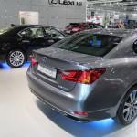 Vienna Autoshow 2015 Lexus GS 300h