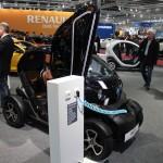 Vienna Autoshow 2015 Renault Twizy