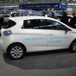 Vienna Autoshow 2015 Renault ZOE