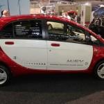 Vienna Autoshow 2015 Mitsubishi i-Miev