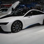 Vienna Autoshow 2015 BMW i8