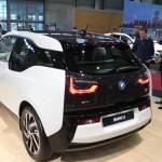 Vienna Autoshow 2015 BMW i3
