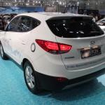 Vienna Autoshow 2015 Hyundai ix35 FCEV