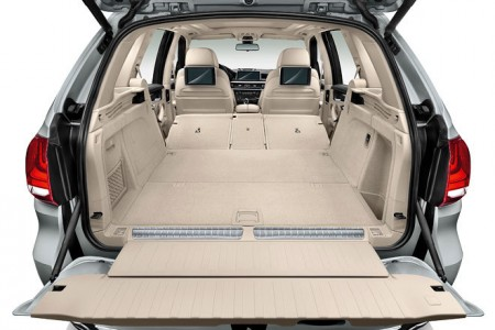 BMW X5 xDrive40e Kofferraum