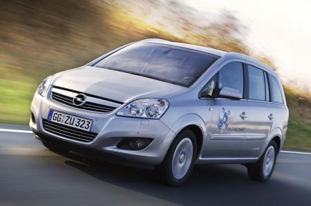 Opel Zafira 1.6 CNG Turbo Ecoflex