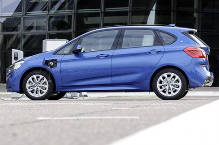 Plug-in-Hybrid BMW 225xe Active Tourer