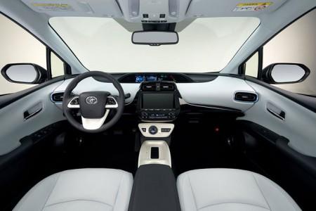 Toyota Prius Innenraum