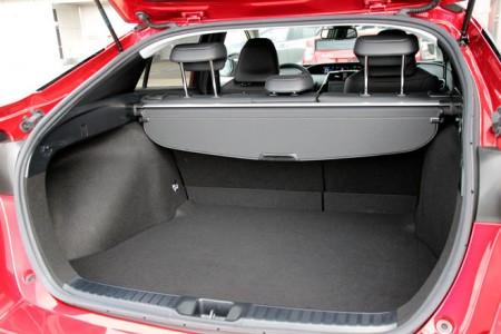 Toyota Prius Kofferraum