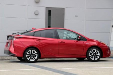 Toyota Prius Seitenansicht