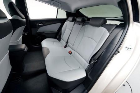 Toyota Prius Sitze