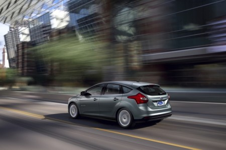 Ford Focus Electric neu
