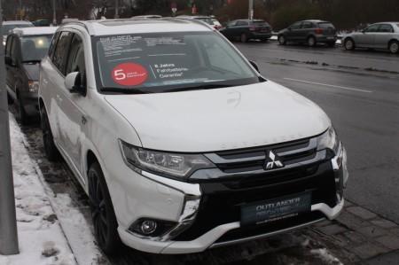 Mitsubishi Outlander PHEV 8 Jahre Garantie