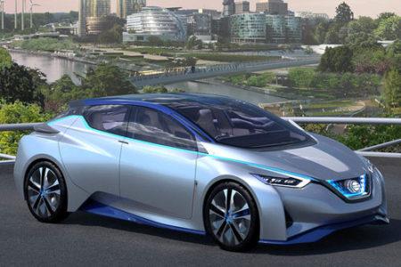 Nissan Elektromobilität