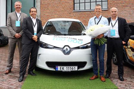 Renault Marktführer Elektroautos