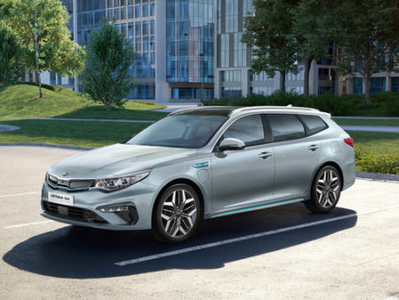 Kia Optima Sportwagon Plug-in Hybrid