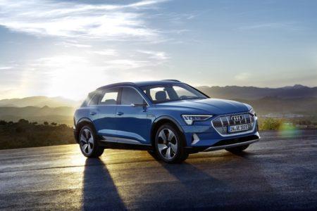 Der neue Audi e-tron
